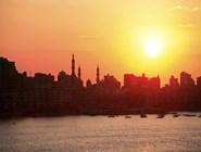 Закат над Александрией