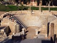 Амфитеатр, Александрия