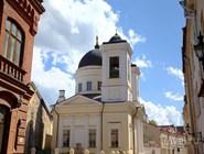 Церковь Николая Чудотворца на улице Vene tänav