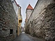 Узкие улицы Старого города