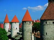 Башни городской стены
