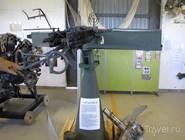 Экспозиция Карельского музея авиации