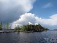 Остров Котасаари в окрестностях Лаппенранты