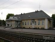 Железнодорожная станция Лаппенранты