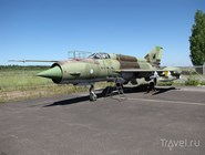МИГ-21 в Музее авиации