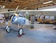Жемчужина коллекции - реплика Nieuport 17