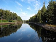 Берега Сайменского канала
