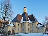 Лютеранская церковь Девы Марии