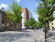 Улицы современной части города