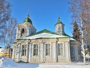 Покровская церковь Пресвятой Девы Марии