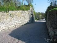 Южные ворота крепости