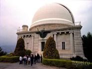 Главное здание обсерватории