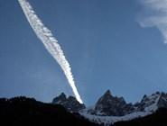 Полет над Альпами