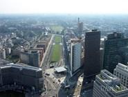 Вид на Potsdamer Platz