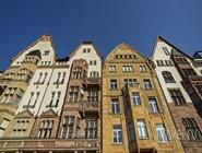 Исторические дома в Старом городе
