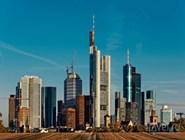 Небоскребы Франкфурта