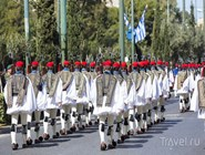 Evzones, президентская гвардия