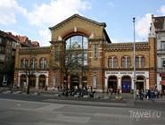 Здание рынка на Batthyány tér
