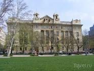 Штаб-квартира Национального банка Венгрии