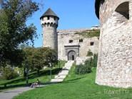 Оборонительная башня Маце