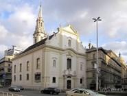 Францисканская церковь Пешта