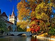 Осень в Будапеште