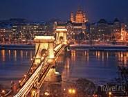 Цепной мост - мост связывающий Буду и Пешт