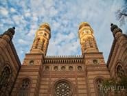 Большая синагога Дохань