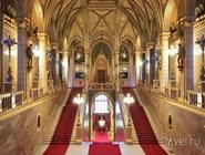 Интерьер здания Парламента