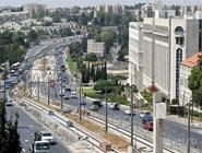 Улица современного Иерусалима