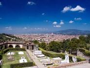 Кладбище при Сан-Миниато-аль-Монте