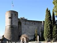 Крепость в Старом городе Бергамо