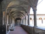 Галлерея монастыря Св. Франческо
