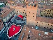В день Св.Валентина Верона превращается в город любви