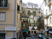Улочка Неаполя