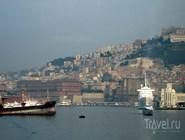 Портовая часть Неаполя
