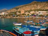 Порт в Палермо, Сицилия
