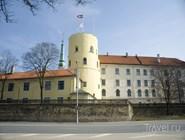Президентская резиденция в Рижском замке