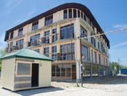 В Кучугурах строится несколько современных отелей