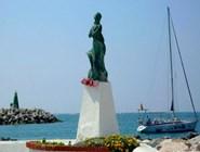 Марина в Бенальмадене