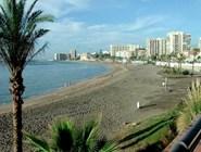 Пляж Bil Bil в Бенальмадене