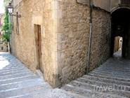 В еврейском квартале Жероны