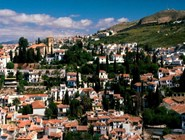 Панорама Гранады