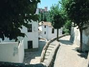 Белоснежные дома Гранады