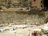Древний римский театр в Малаге