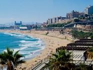 Пляж Miracle/Comandancia в Таррагоне