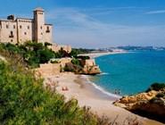 Необорудованный пляж Cala Jovera
