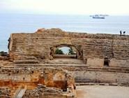 Крепостные стены старого Тарракона