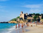 Живописное побережье Таррагоны