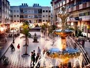 Площадь Андалусии в Торремолиносе